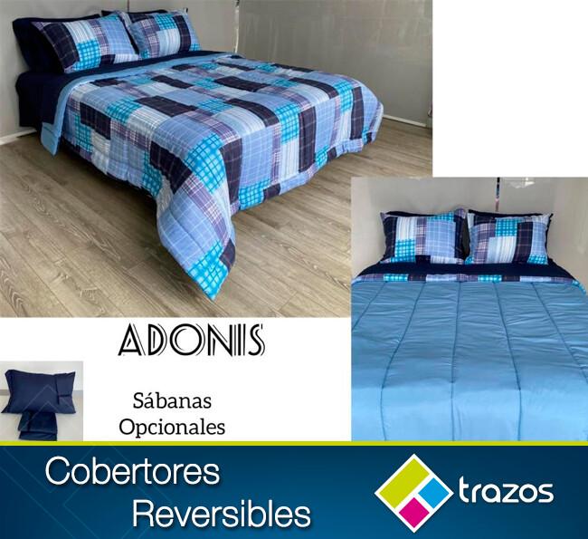 Cobertor reversible ADONIS