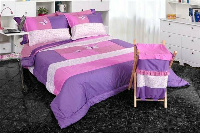 Cobertor Mariposa