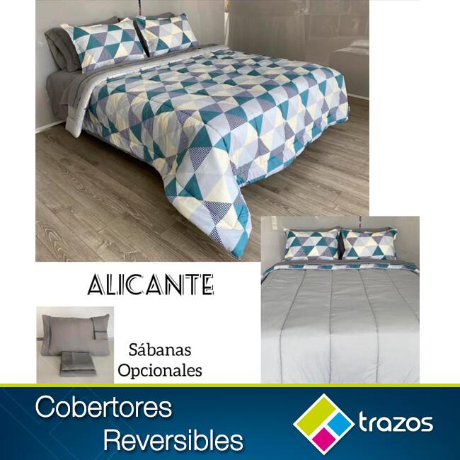 Cobertor reversible Alicante