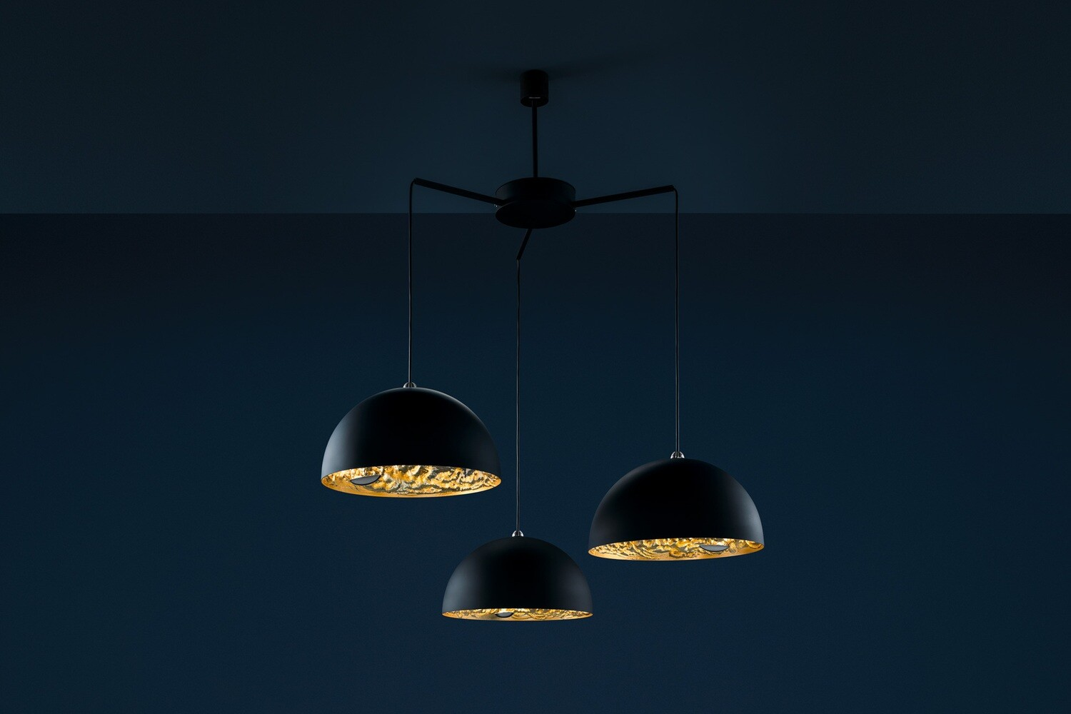 Catellani & Smith Stchu-Moon 02 Chandelier Pendelleuchte