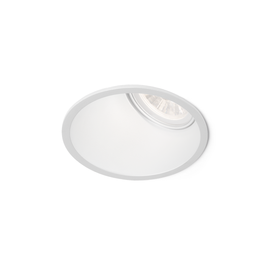 Wever & Ducré Deep Asym adjust 1.0 LED Deckeneinbauspot