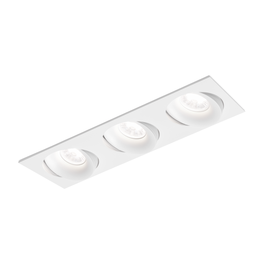 Wever & Ducré Ron 3.0 LED Deckeneinbauspot