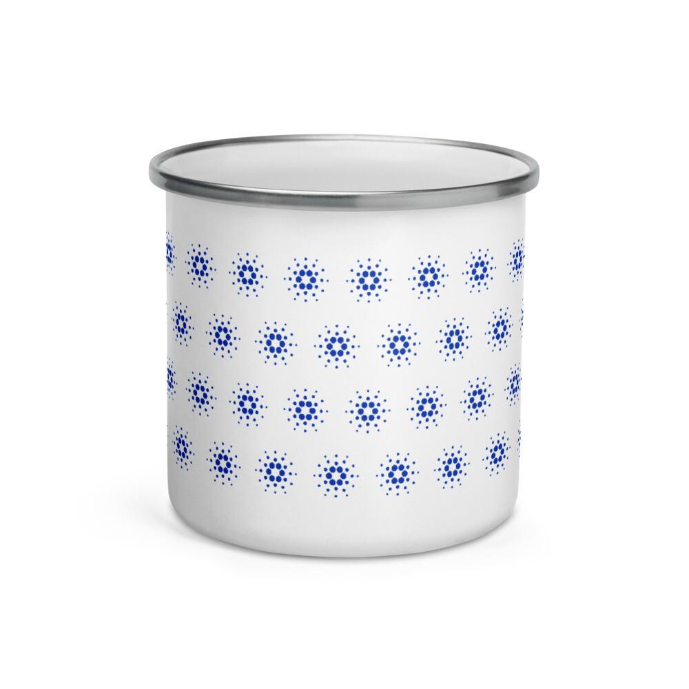 Cardano Enamel Mug