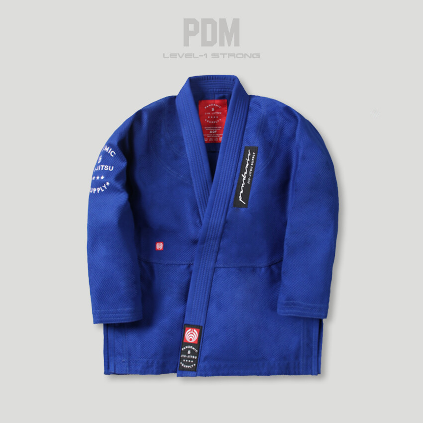 PDM LEVEL-1 STRONG BLUE