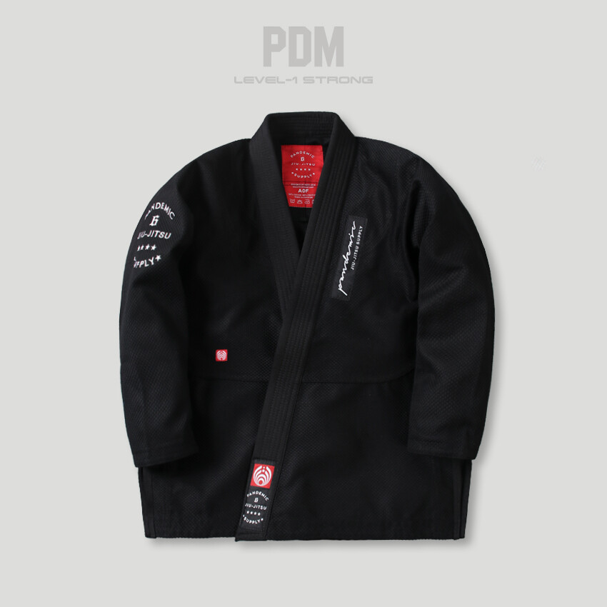 PDM LEVEL-1 STRONG BLACK