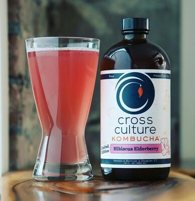 Cross Culture Kombucha