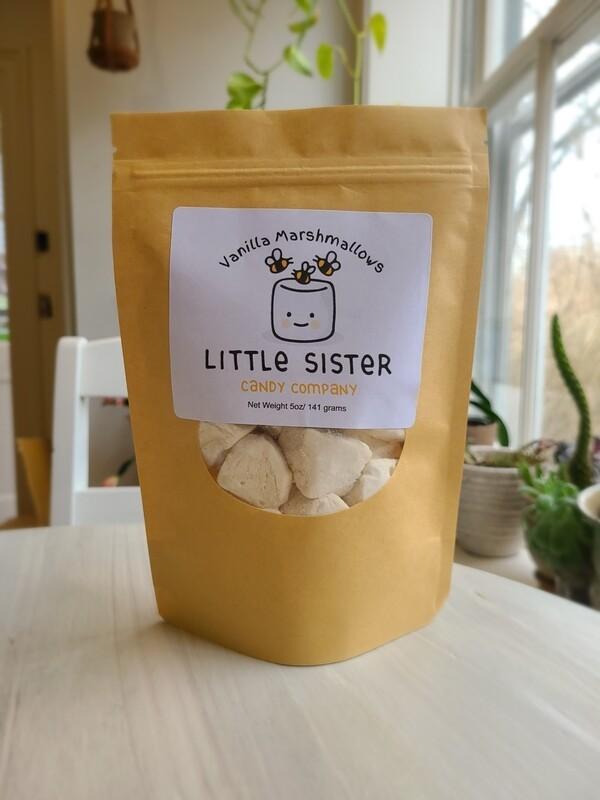 Marshmallows (handmade, all natural)