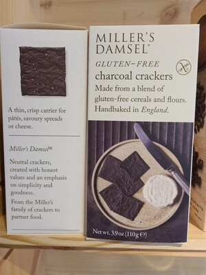 Charcol Crackers
