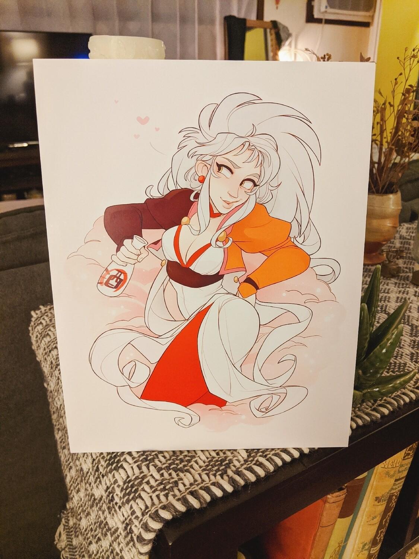 Ryoko (8.5x11)