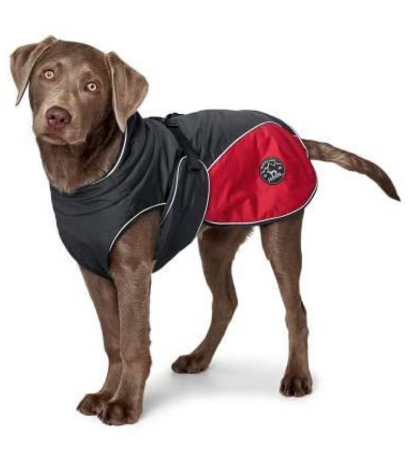Cappotto per cani taglia 55