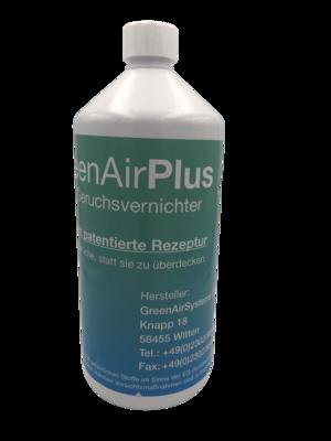GreenAirPlus Liquid Standard (500ml PET Flasche)