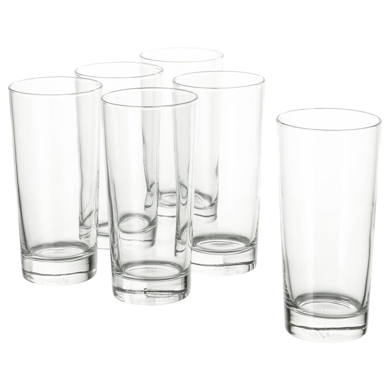 Longdrink Gläser - 6er Set