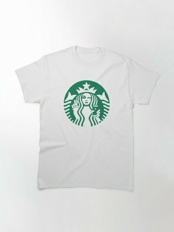 Selfie Coffee Playera fashion nova para Outfit Casual