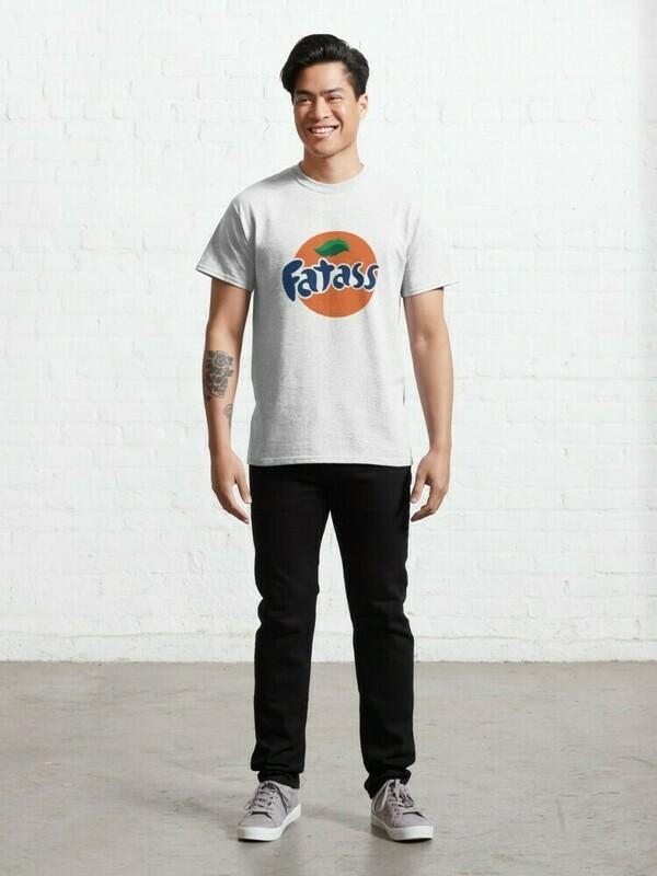 Fat Ass  Playera fashion nova para Outfit Casual