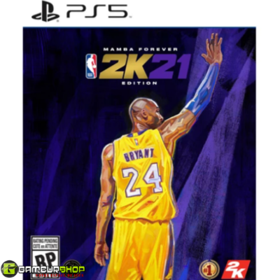 NBA 2K21 Mamba Forever Edition (PS5)