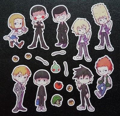 MP100 Stickers (Random)