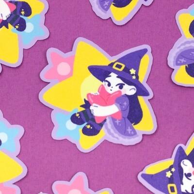 Star Witch Sticker