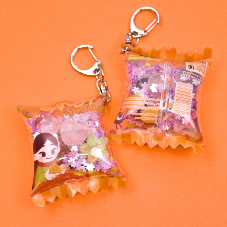 Candy Charm: Mandarin Flavour