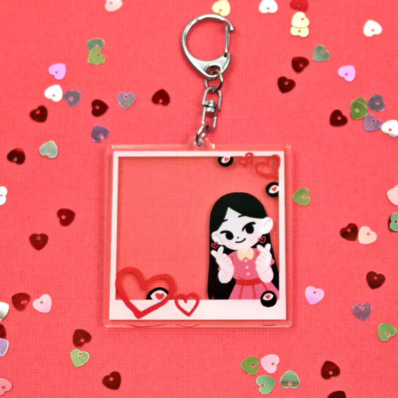 Polaroid Charm: With Love!