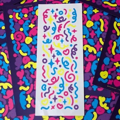 Party Noodle Doodle