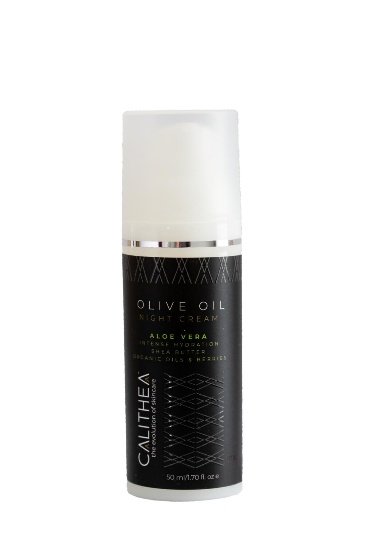 CALITHEA Natural, Organic  Olive Oil Night Cream