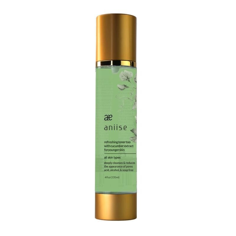 Refreshing Face Toner Too, for younger skin