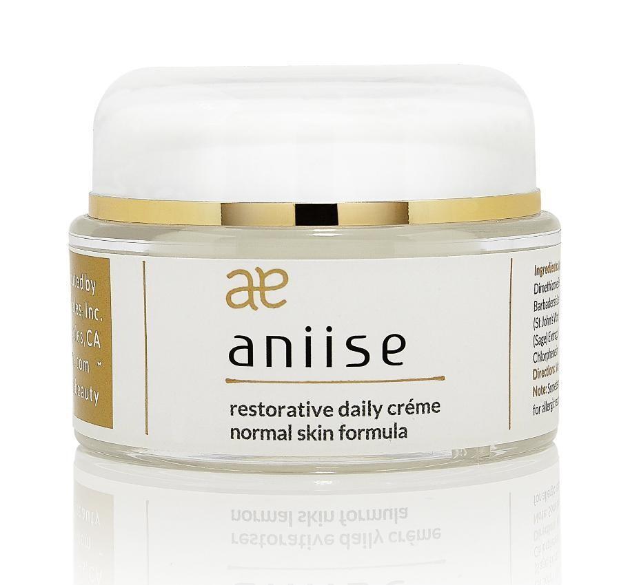 Restorative Daily Face Cream Normal Skin Formula