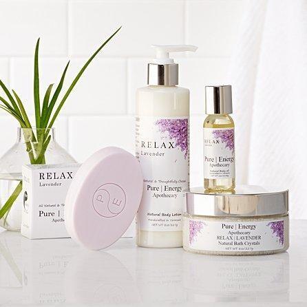 Lavender Love Gift Set
