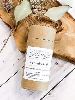 No Funky Junk / Men's Talc Free Powder