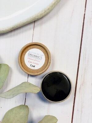 Organic Eyeliner / Organic Eye Makeup / Eye Coal / Butter Me Up