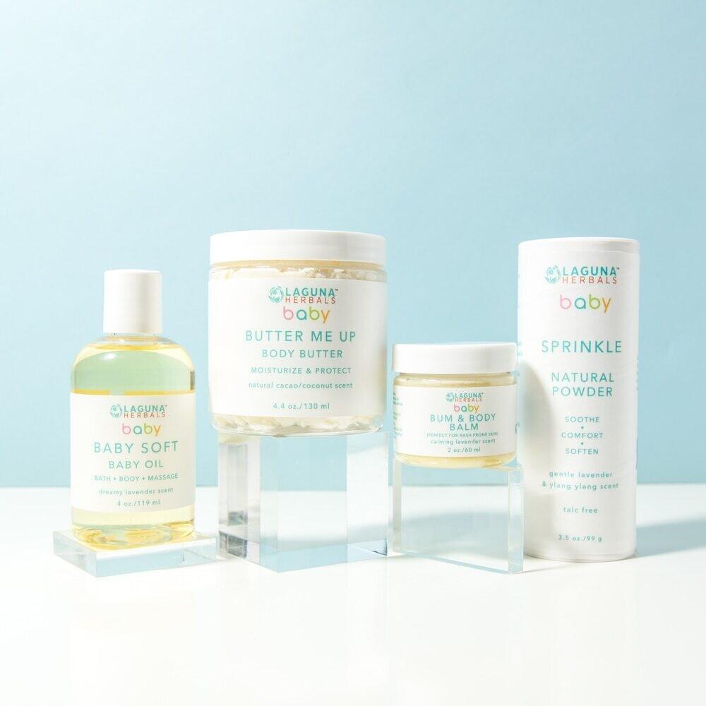 New Momma Organic Baby Gift Set