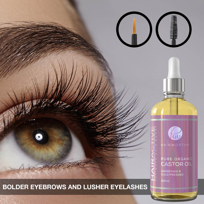 Hairworthy Hairactive Castor oil