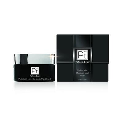 Platinum Lux Phantom Mud Mask