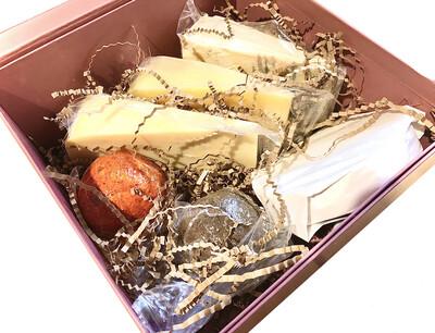 Подарочный набор «Элитные сыры» №9 (920 гр.)