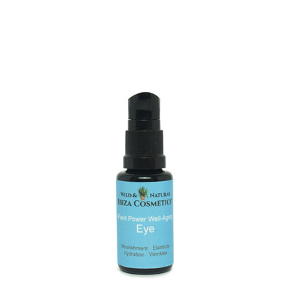 Plant Power Well-Aging Eye 20ml -The Anti-Aging Eye Care for this particularly sensitive area.