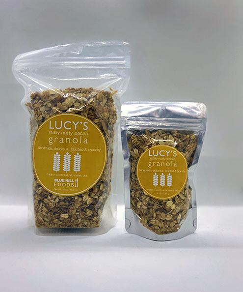 Really Nutty Pecan Granola (2 Sizes)