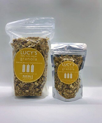 Really Nutty Pecan Granola (2 Sizes)