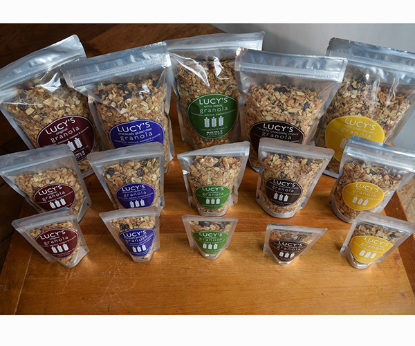 Just All the Granola, Please