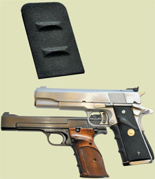 Finger Grip Pistol Grip