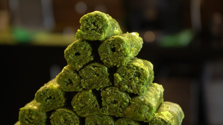 Assabeh with pistachios (1KG)