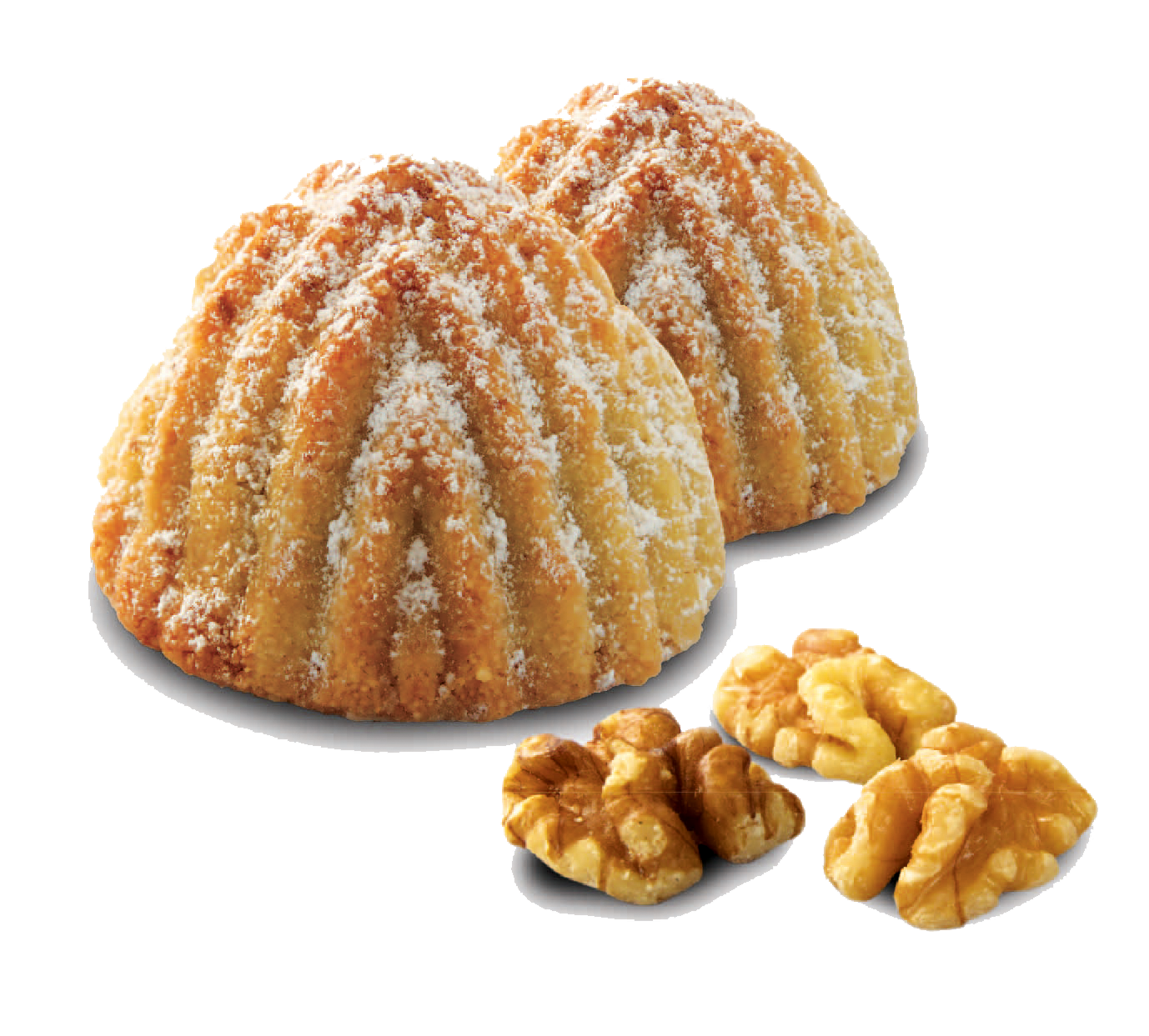 Mammoul with walnuts (Dozen)