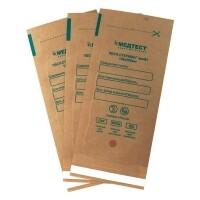 Крафт-пакеты для стерилизации 100*200 СтериМаг, 100 шт.