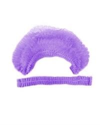 Шапочка-шарлотта фиолетовая, 100 шт.