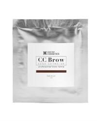 Хна для бровей CC Brow (dark brown) в саше темно-коричневый, 5 гр.