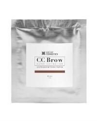 Хна для бровей CC Brow (brown) в саше коричневый, 5 гр.
