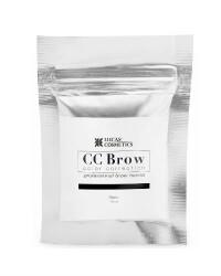 Хна для бровей CC Brow (black) в саше черный, 10 гр.