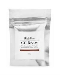 Хна для бровей CC Brow (brown) в саше коричневый, 10 гр.