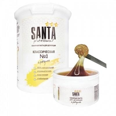 Сахарная паста средняя классик Santa Professional, 1700 гр.