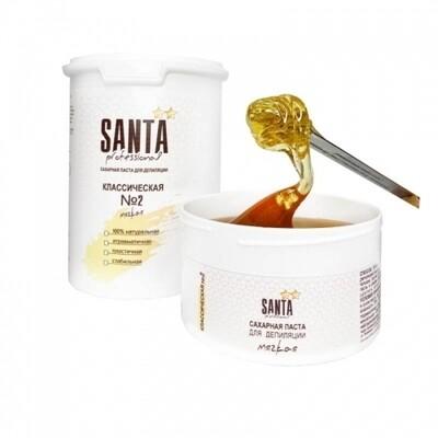 Сахарная паста мягкая классик Santa Professional, 1700 гр.