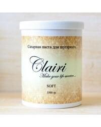 Сахарная паста Clairi Soft (мягкая) 1500 гр.